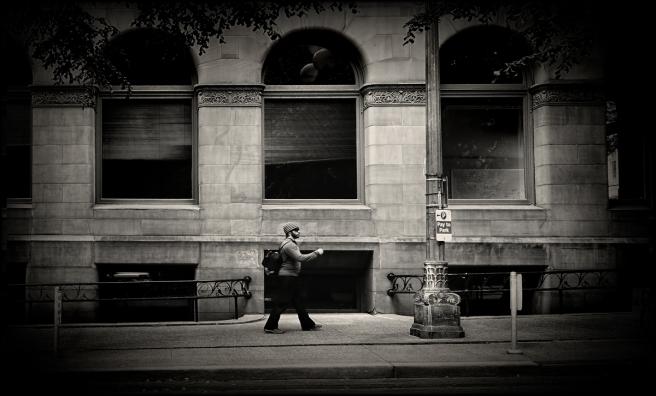 Pay to Park - D. Moorezart, copyright 2015