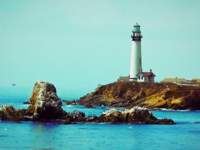 Pigeon Point Lighthouse, Douglas Moorezart, copyright 2015