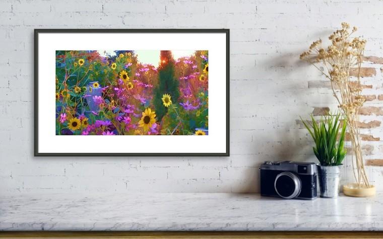 sunflowers-and-cosmos-douglas-moorezart.jpg&print.000&print.000&frameId=111MBLK&mat1Id=PM3297&mat2Id=&matWidthTop=2&matWidthBottom=2&matWidthLeft=2&matWidthRight=2&matOf